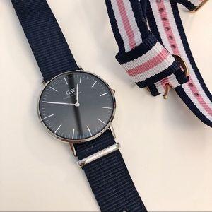 72c7c51e3b57 Daniel Wellington Accessories - Daniel Wellington classic black bayswater  watch